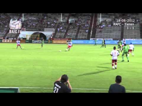 20120818 | Cup | R.A.F.C. - K.V.K. Tienen | RAFC.TV
