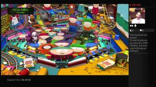 Zen Pinball : South Park Tables