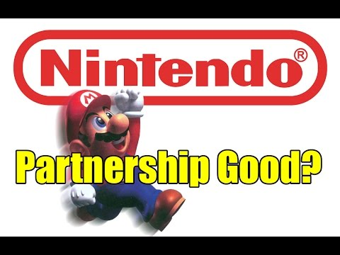 Nintendo Partnership Good? Discussion and Rants (Podcast #2)