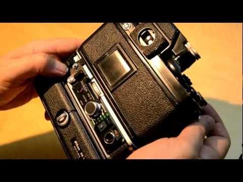 Nikon History - Teil 1 - Nikon F,  F2 - German