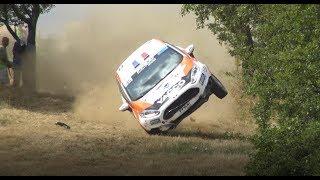 Rallye Terre de Langres 2019 [FullHD ] : Crashs and Mistakes thumbnail