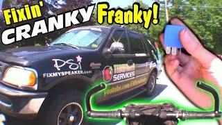 Franky Breaks EVERYTHING + The Meaning of EXO || Fixing BROKEN Blinker Relay & Brake Light Switch