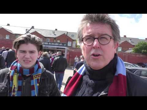 Derby day delight: Aston Villa fans react to the 1-0 win over Birmingham City