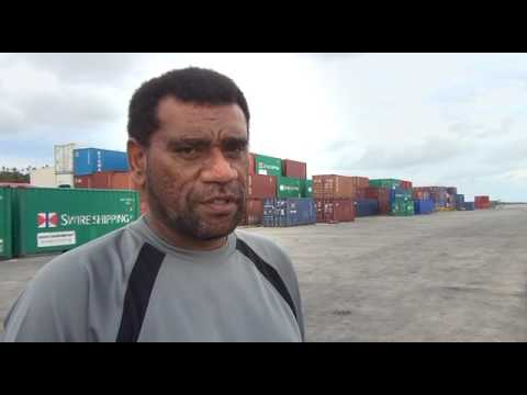TBV News - Ripot Luganville Wharf 23 04 17