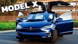 Tesla Model X: Meet My New Car!