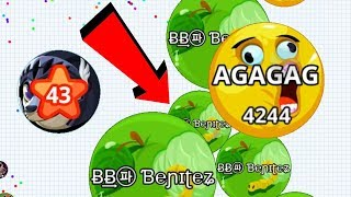 Agar.io Best Revenge Team vs Team Agar.io Mobile Best Moments Gameplay