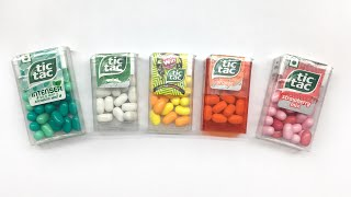 Tic Tac All Types