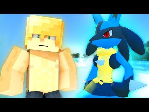 "Minecraft Pixelmon - ""LUCARIO POOL PARTY?"" - Pixelmon Roleplay - (Minecraft Pokemon Mod) Part 7"