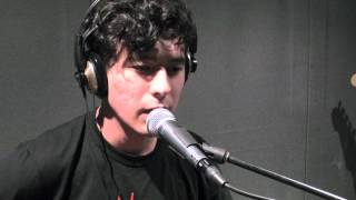 Last Dinosaurs perform Zoom live in the K Rock Studios