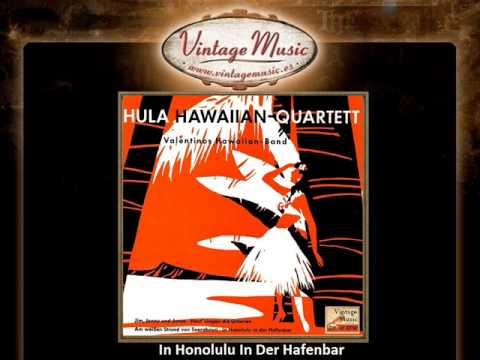Valentinos Hawaiian Band -- In Honolulu In Der Hafenbar (VintageMusic.es)