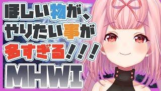 ⛄【MHWI】装備も欲しいし探索もしたい【PC版】