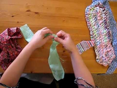 Amish Knot Rug Tutorial 1 Of 2