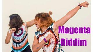 Magenta Riddim   Dance Fitness Choreography