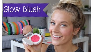 Try It Out: L'oreal Glow Cushion Blush