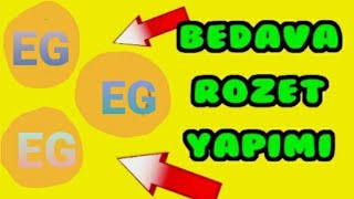 How to make a Roblox Badge !!