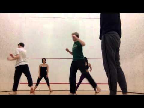 Capoeira Practice 2
