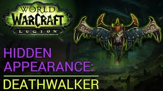 Legion - Hidden Artifact Appearance Guide (Deathwalker)