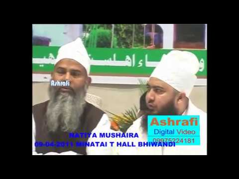 NAAT ZAFAR AURANGABADI 07 NATIYA MUSHAIRA MINATAI T HALL BHIWANDI 09 04 2011