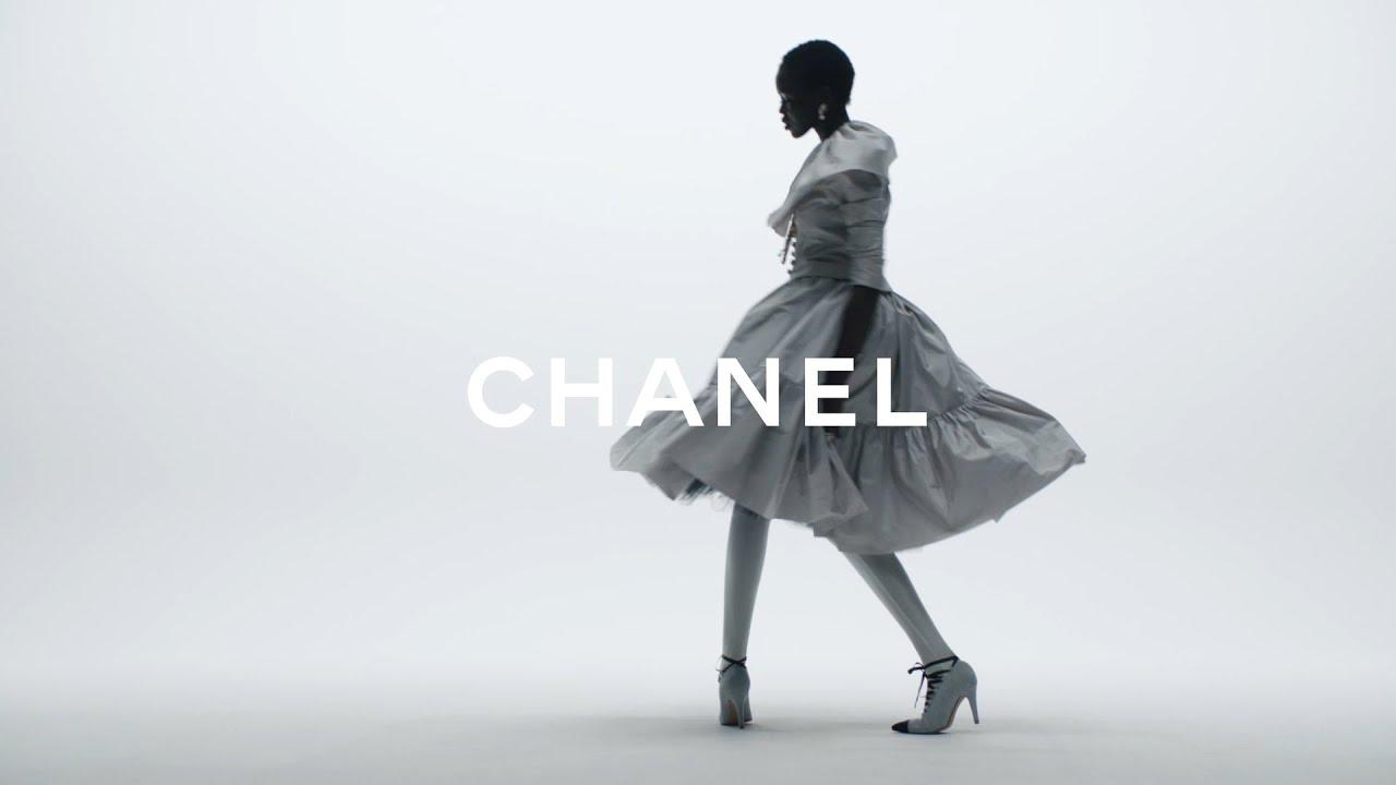 Taffeta Rustles — Fall-Winter 2020/21 Haute Couture Collection —  CHANEL