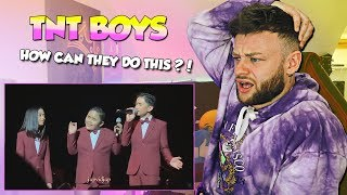 TNT Boys - I Will Always Love You |  REACTION  |  They are so funny!