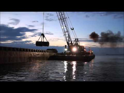 Lima 2400 Dredge 2015 Part 1