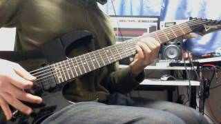 The Neal Morse Band - The Similitude Of A Dream - Overture Guitar Cover