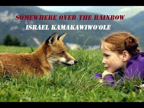 SOMEWHERE OVER THE RAINBOW  ISRAEL KAMAKAWIWOOLE  Tradução 2016 HD
