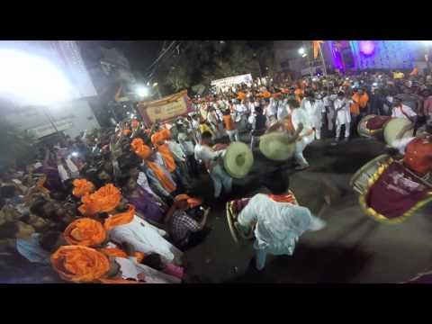 Shivaji Jyanti in Vadodara 19 02 2016
