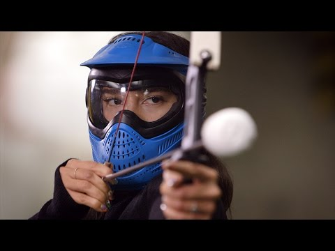 Archery Tag Will Turn You Into an Action Hero | HANNAHGRAM
