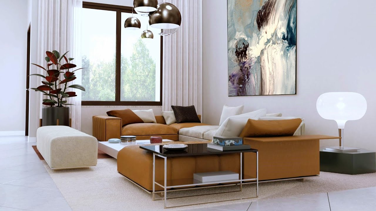The Latest Trends in The Living Room Design