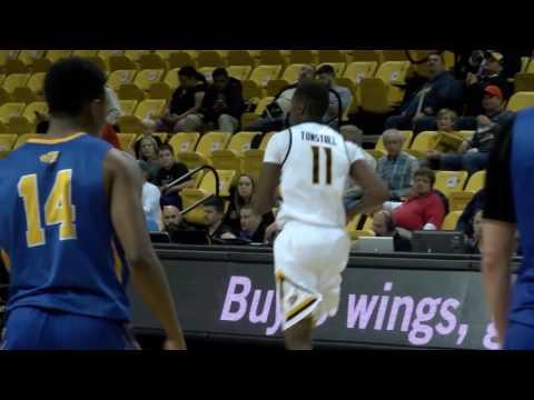 Towson Men's Basketball Defeats Goucher College 99-37