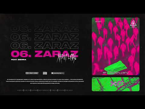 "Download 06. Fligru & xad ""ZARAZ"" ft. $ierra (prod. CEDES)"