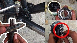 Todo lo que debes de saber para dar mantenimiento al centro | Ajustar cranks | Limpiar baleros