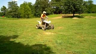 wheelies on modified 2006 polaris trailblazer 250 wolf pen gap mena ar