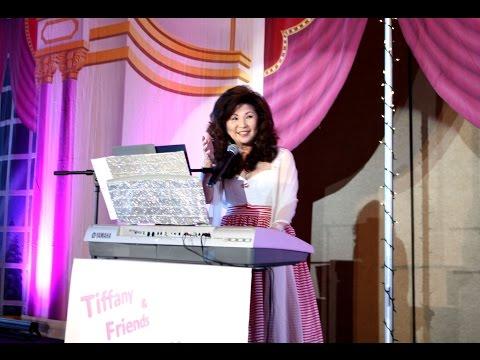 Tiffany Hsu 徐蓓蓓  現場樂隊  在聖蓋博希爾頓 -演唱 28 我的愛不可買