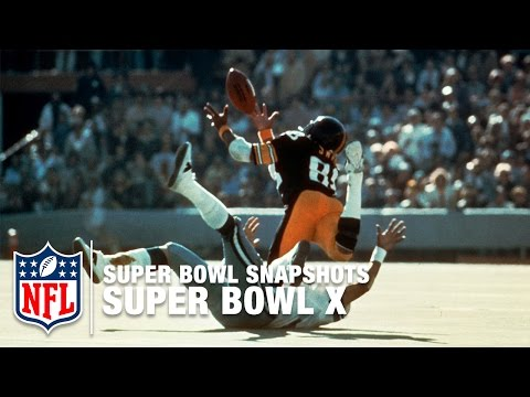 Super Bowl Snapshots:  Lynn Swann Remembers Super Bowl X | NFL