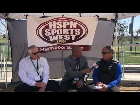 INTERVIEW; Coach Terry Donahue & Coach John Richardson California Showcase - LIVE HS LIVE STREAM