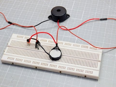 Breadboard Projects For Beginners: The Musical Bell (DIY)
