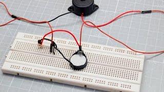 Breadboard Projecten Voor Beginners: De Muzikale Bell (DIY)