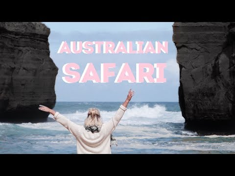 TRAVEL DIARY // AUSTRALIAN SAFARI