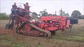 Farm Drainage Machines