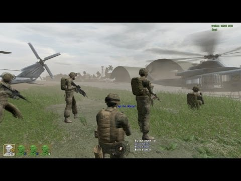 15th MEU Realism Unit - Operation Public Gold 02-12 - ArmA 2 Co-op Gameplay