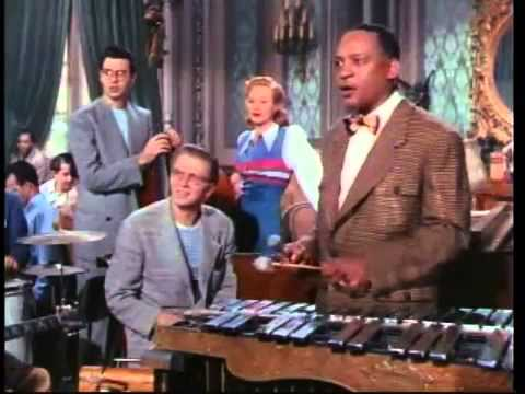 A Song is Born film from 1948  Benny Goodman, Louis Armstrong, Lionel Hampton