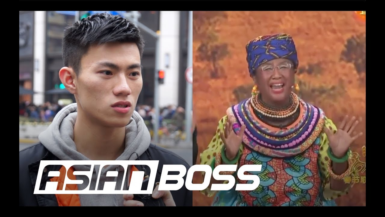 What Do The Chinese Think Of Black People (Blackface ...