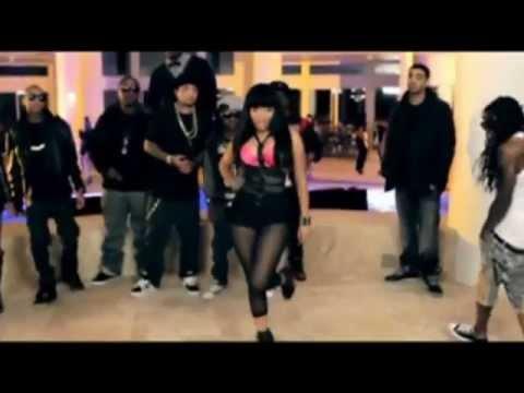 Beyonce - Single Ladies Remix Ft Nicki Minaj [OFFICIAL Music Video]
