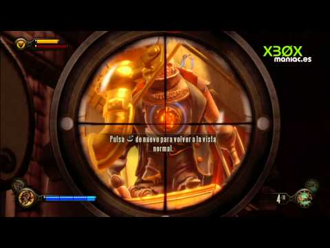 Bioshock Infinite Logro Rompecorazones . Heartbreaker Achievement