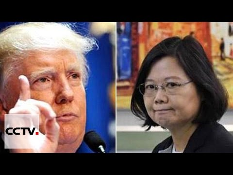 Donald Trump, Taiwan leader exchange views in direct phone call