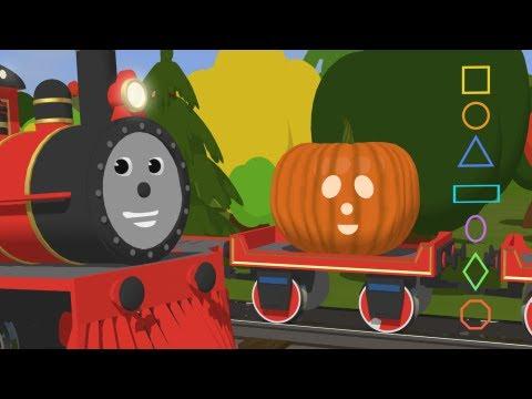 Trenulete - Invata formele cu trenuletul Shawn