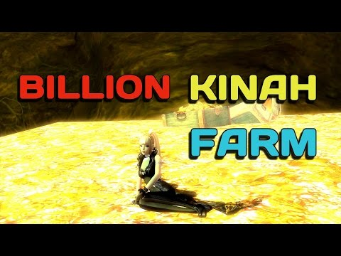 Aion How To Farm Kinah Ita