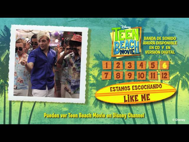 Teen Beach Movie: Disfruta de la música Videos De Viajes